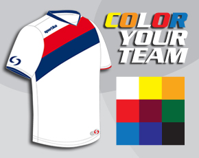 Colour Your Team